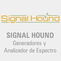GENERADORES SIGNAL HOUND